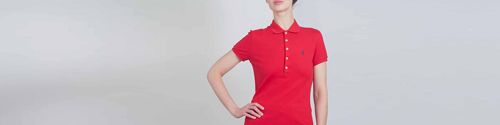 Polo slim fit donna - PUSH96